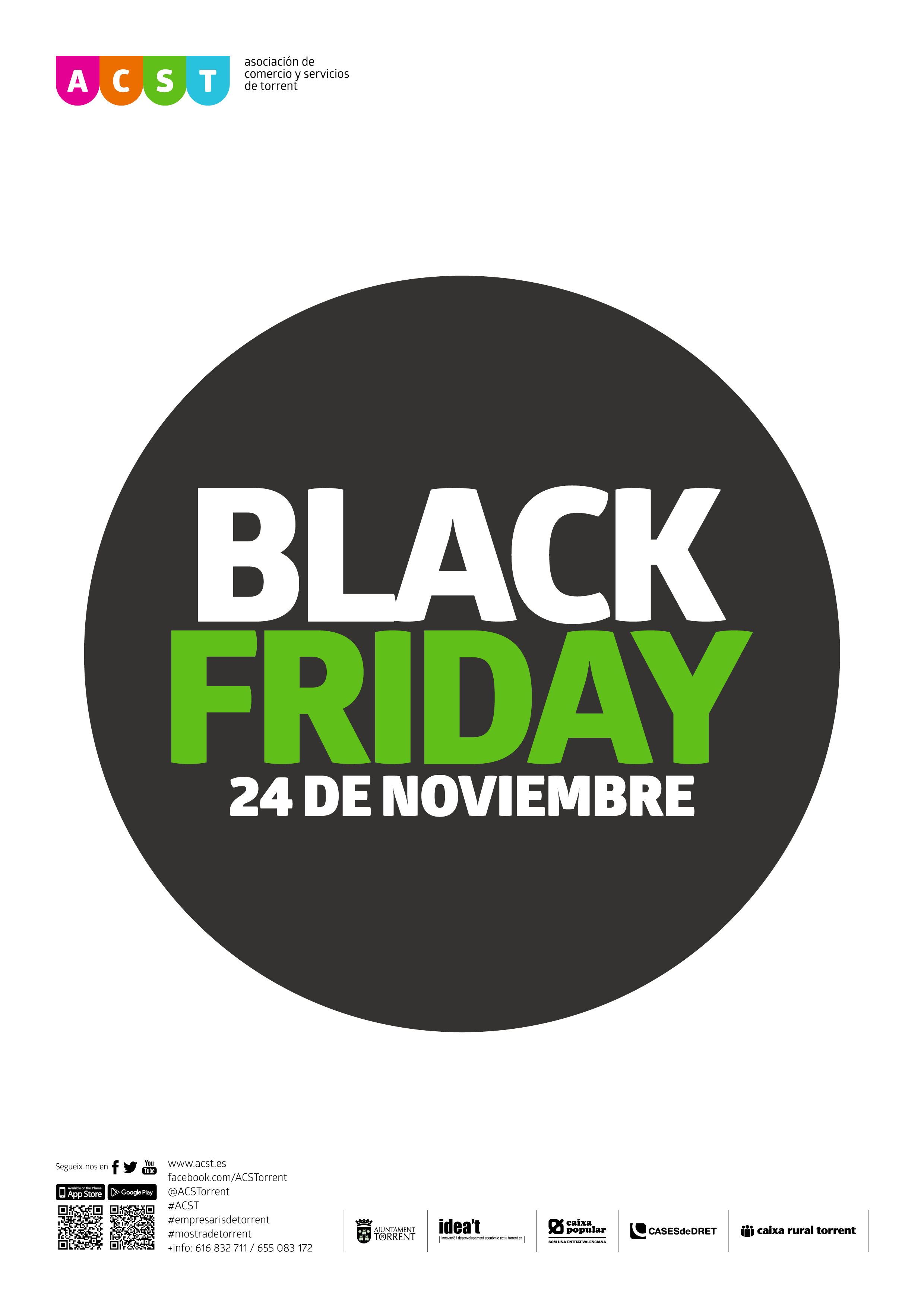 "Listado Completo de ofertas ""Black Friday Torrent 2017"". Te"