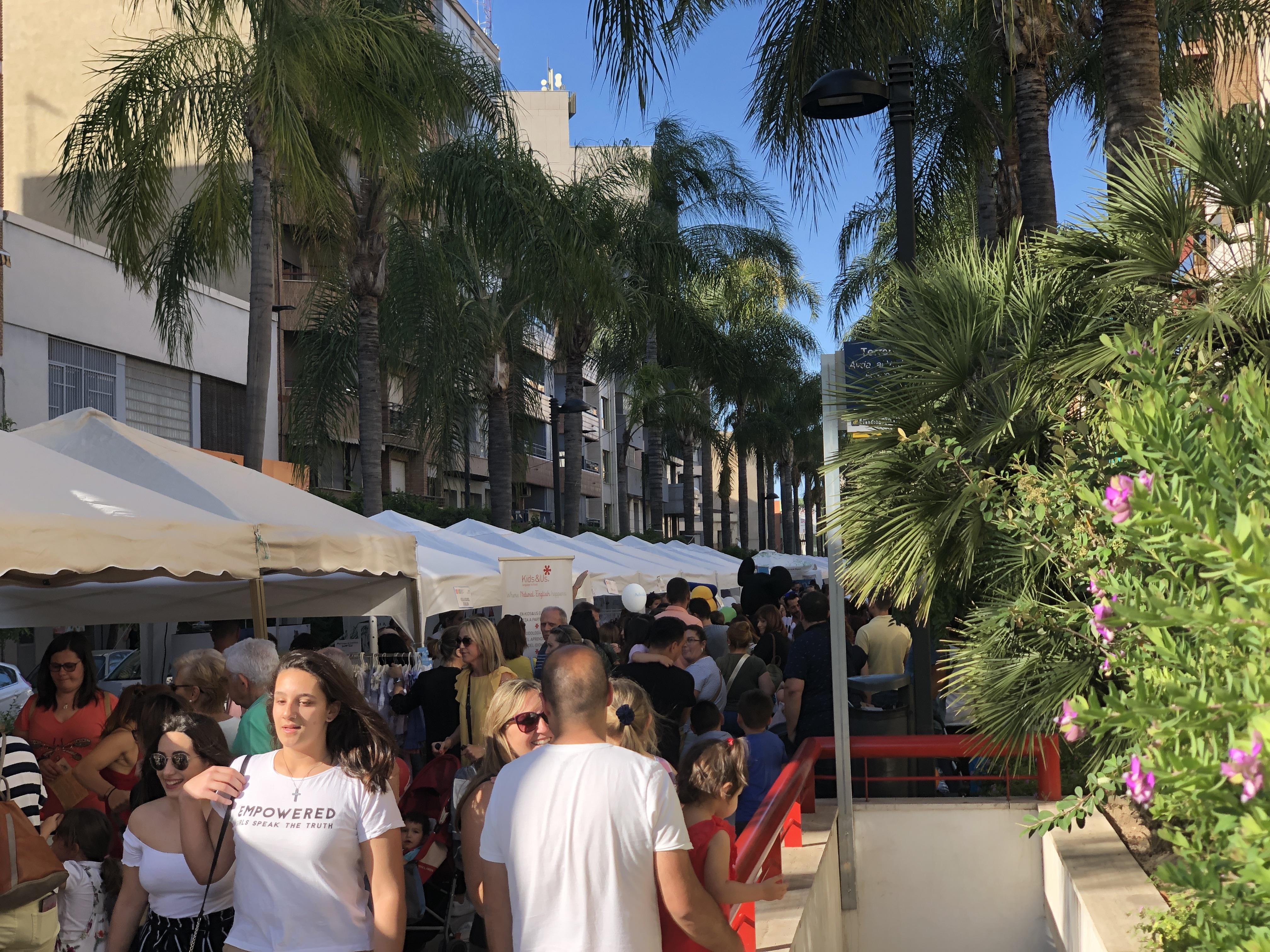 """Miles de personas visitan la """"Mostra Empresarial de Torrent 2019"""" !!! Gracias !!!"""