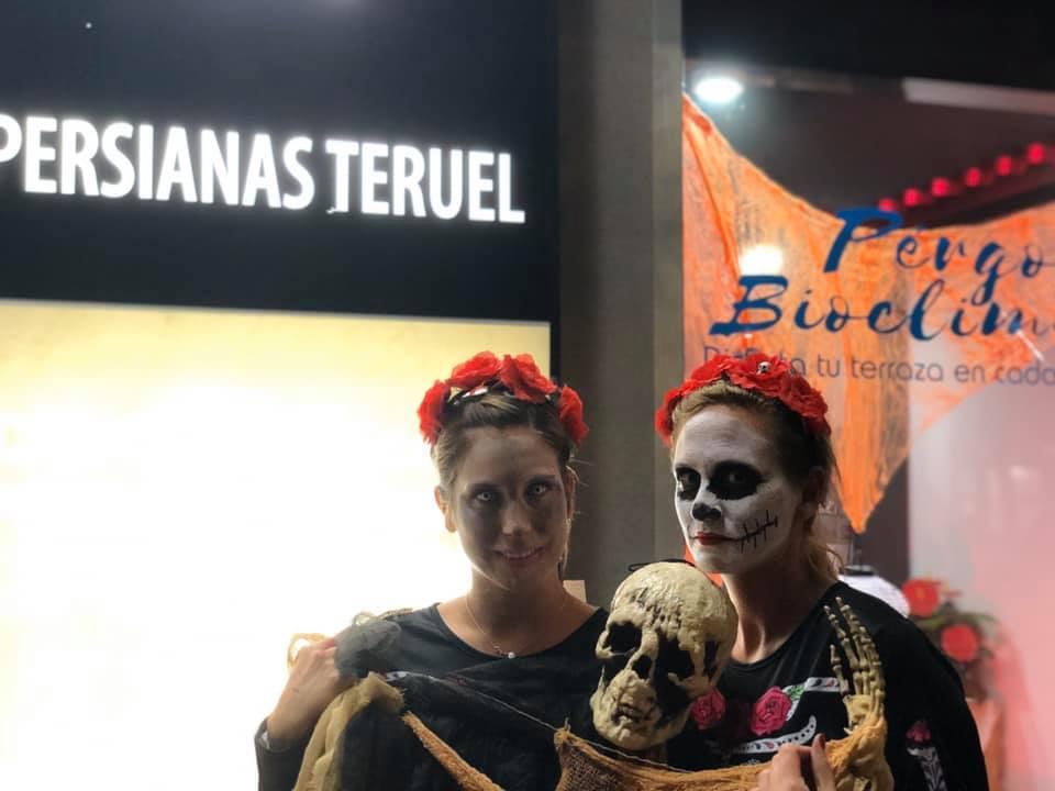 Éxito de la Fiesta de Halloween 2019 en Parc Central (Torrent) con la colaboración de ACST !!