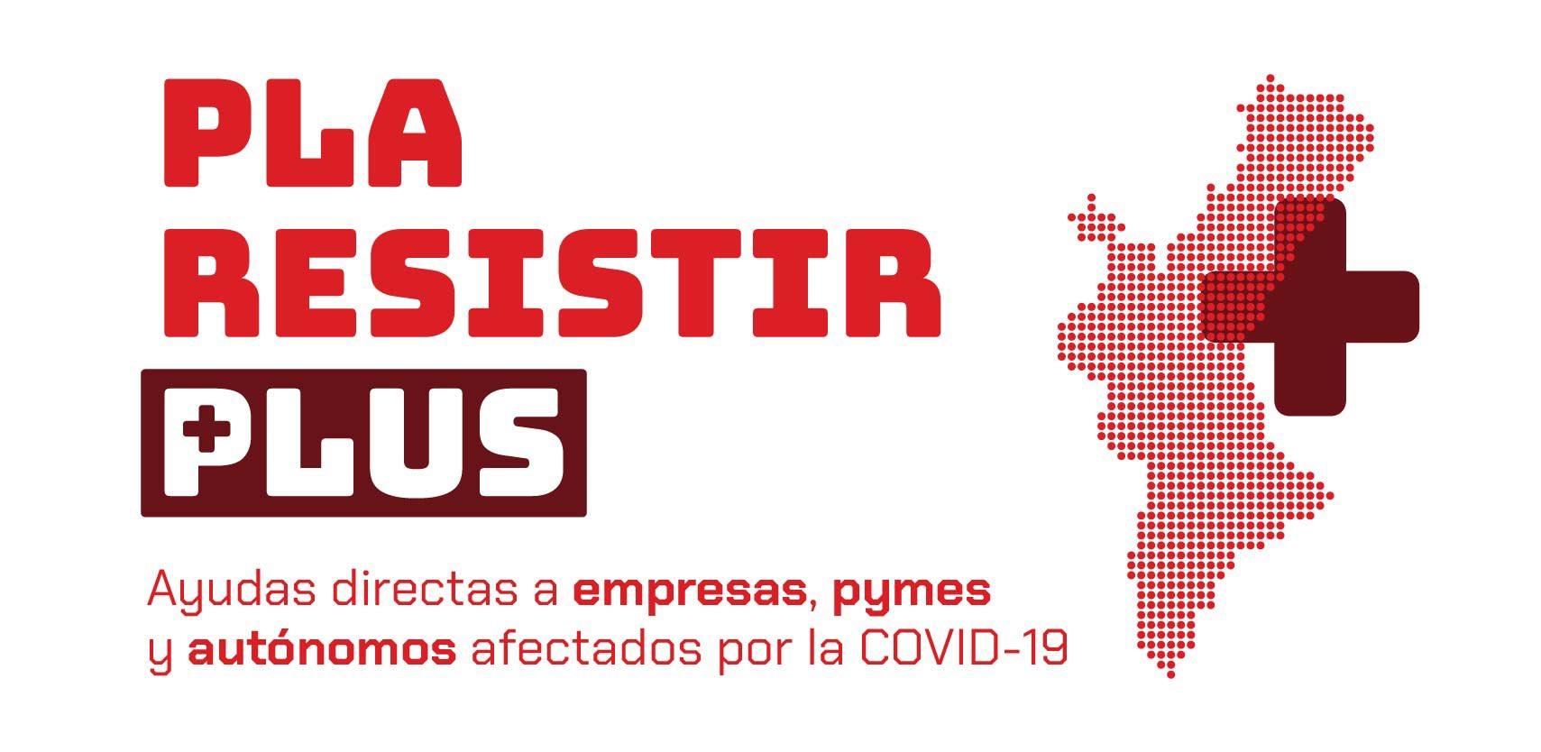 """Nuevas Ayudas (Fase 2) del """"Plan Resistir Plus"""" (28.07.21 al 20.08.21)  !!"""