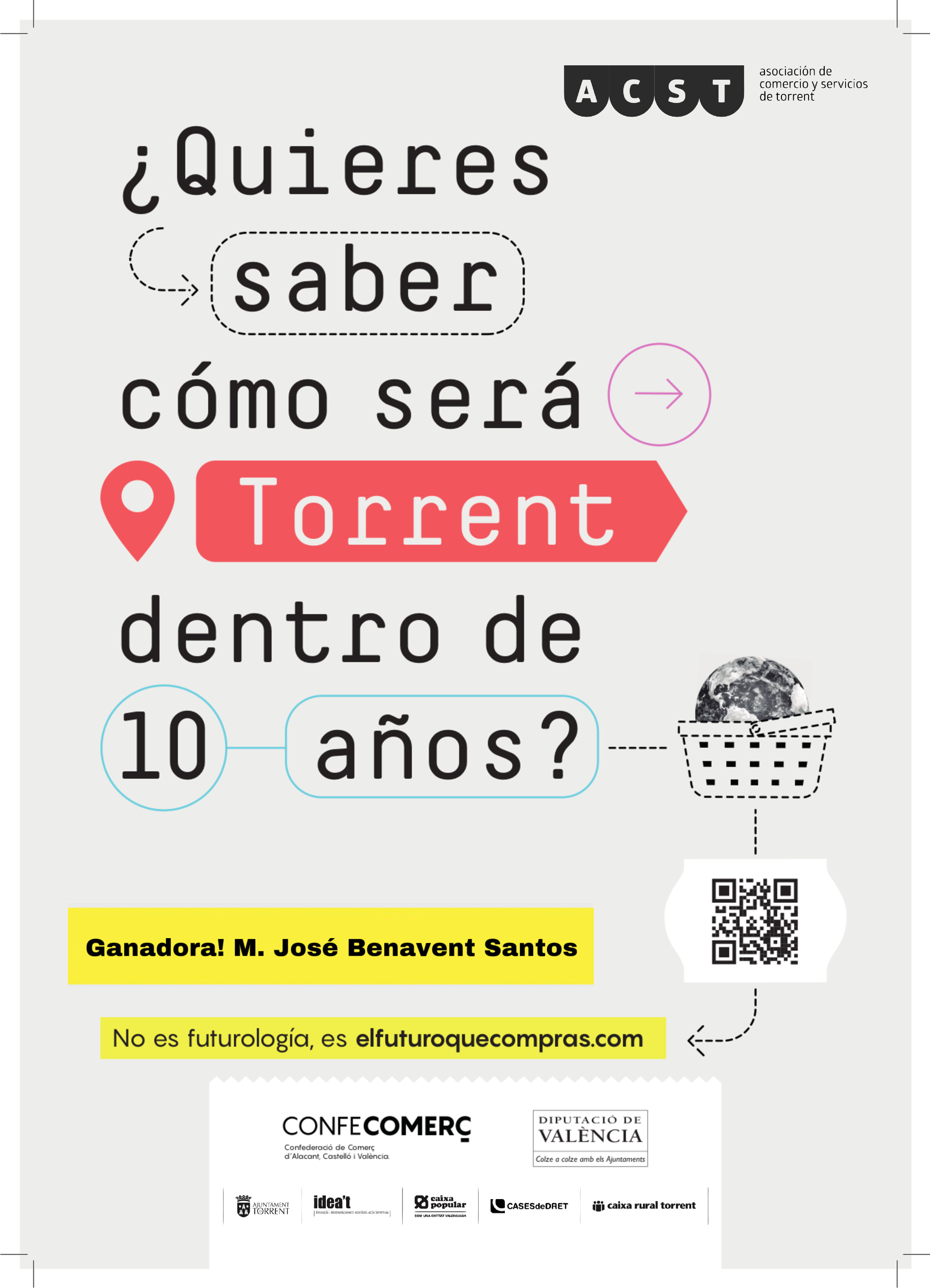 """Ya tenemos Ganadora de la Campaña """"#ElFuturoQueCompras"""" en Torrent !!!"""